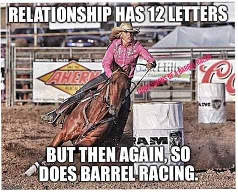 Barrel Racing Quotes Amazing Best 25 Ideas About Barrel Racing Quotes  Find What You'll Love