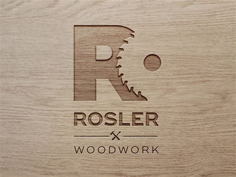 logo woodwork woodworking logo wood logo furniture logo