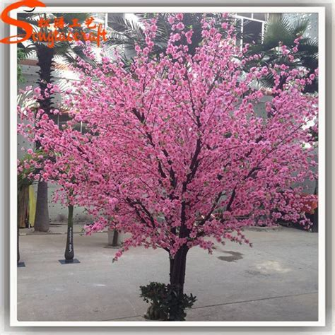 different types of cherry trees songtao wholesale all kind of different type plastic cherry blossom tree artificial cherry tree