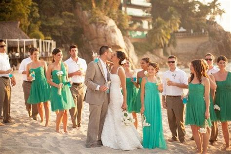 beautiful wedding color combinations  married
