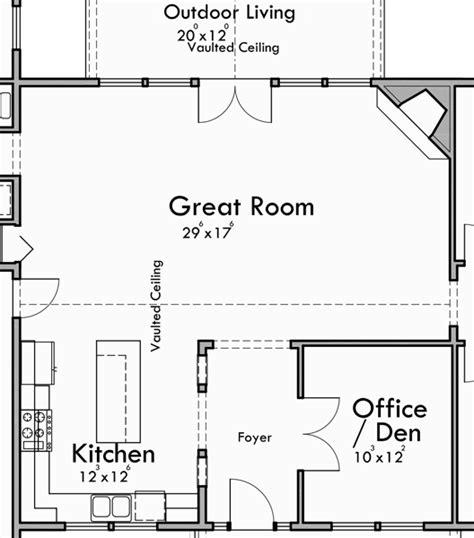 great room house plans portland oregon house plans one house plans great room