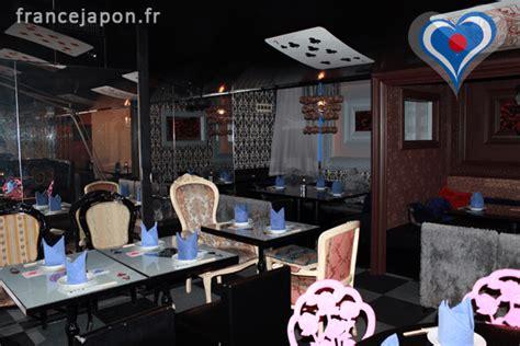 la cuisine d au pays des merveilles japon le restaurant à thème d 39 au pays des merveilles