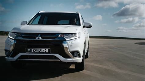 Mitsubishi Commercial by Mitsubishi Outlander Phev Commercial