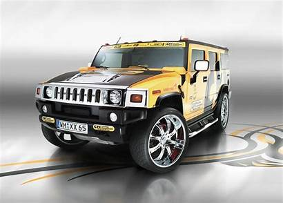 Hummer Wallpapers H3 Yellow Desktop Cars H2