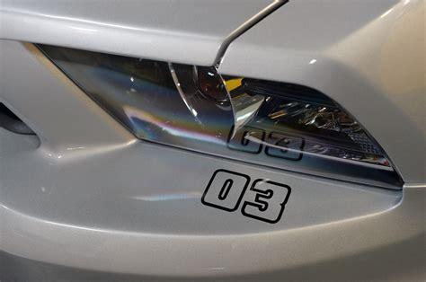2014 saleen 351 mustang headlight forcegt