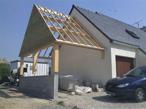 agrandissement cuisine sur terrasse construction garage et extension garage nantes et vannes