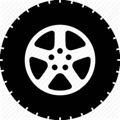 Clipart Tyre Icon Cartoon Tire Wheel Clip