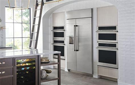 built   freestanding ge monogram refrigerators tiger