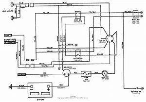 Mtd 14as825h118  1997  Parts Diagram For Electrical System