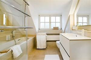 Gaube Von Innen : wohlf hlbad unter der dachgaube mit gro z giger dusche schramm m nchen badrenovierung ~ Bigdaddyawards.com Haus und Dekorationen