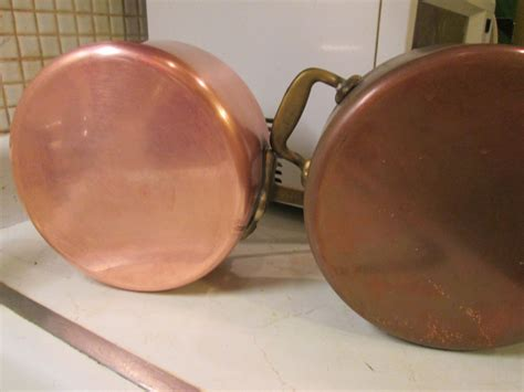 cleaning copper super easy  charmed kitchen