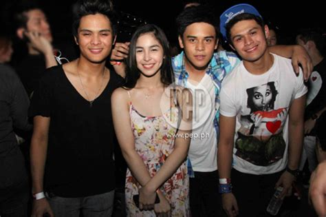 julia barretto karla estrada close up summer solstice 2013 see what the celebs wore