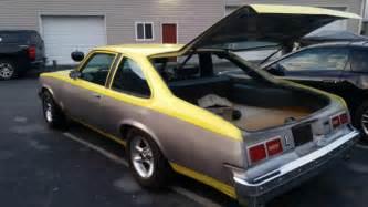 1975 Chevy Nova Hatchback Coupe  Classic Chevrolet Nova