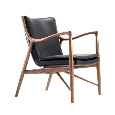 onecollection finn juhl 45 chair by finn juhl