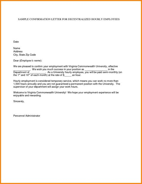 temp  perm offer letter template examples letter cover