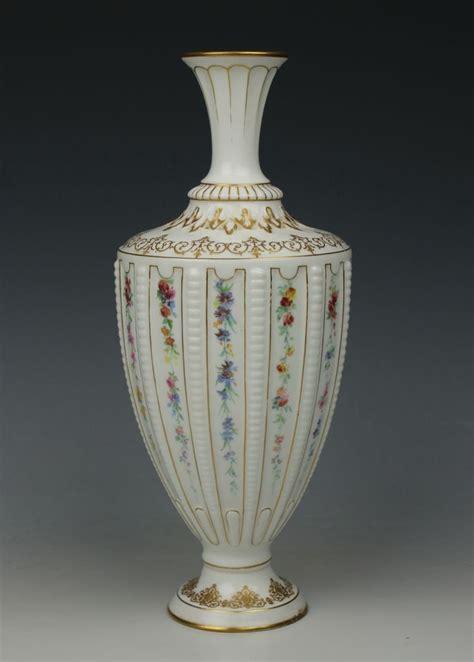 antique  royal worcester  vase urn