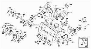 29 John Deere 44 Snowblower Parts Diagram