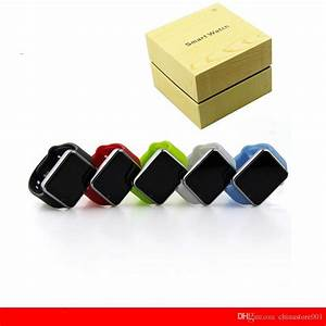 A1 Smartwatch Smart Watches Low Price Bluetooth Wearable
