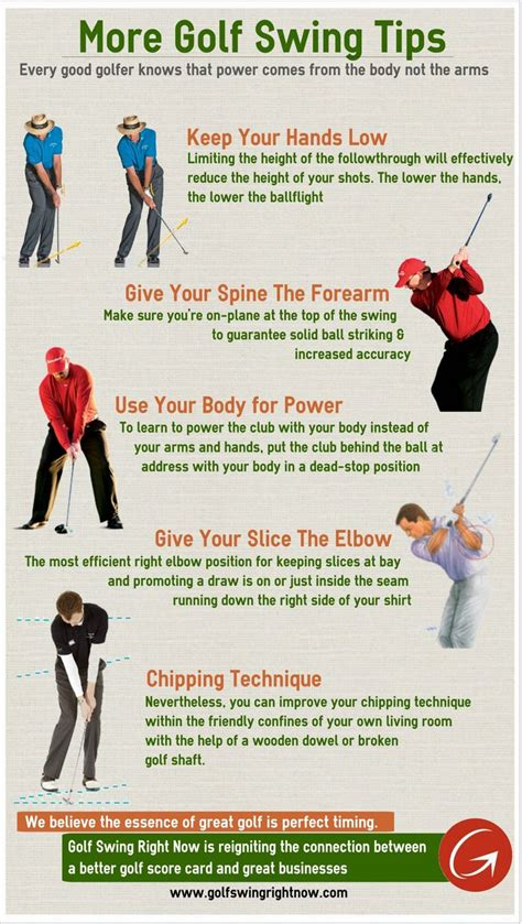 Golf Swing Tips by 17 Best Images About Golf Swing Tips For Beginners On