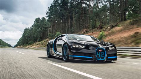 How Fast Is The Bugatti Chiron by The Chiron Is So Fast Bugatti Had To Use Another Chiron To