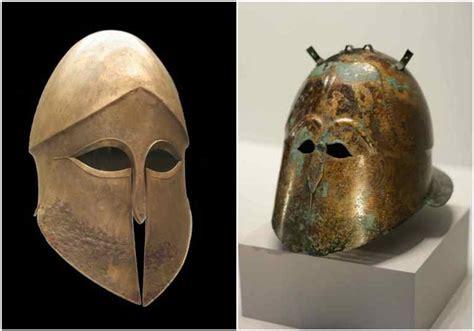 Corinthian Helmet-the Most Popular Helmet During The