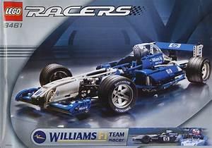 8461 Williams F1 Team Racer Brickipedia FANDOM powered