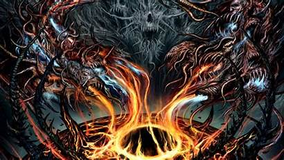 Reaper Grim Death Metal Wallpapers Brutal Devil