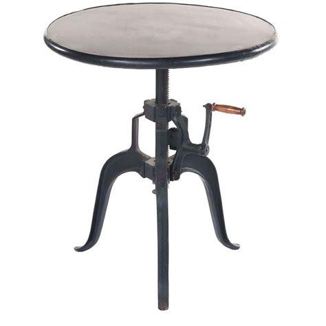 hauteur table cuisine table cuisine reglable en hauteur