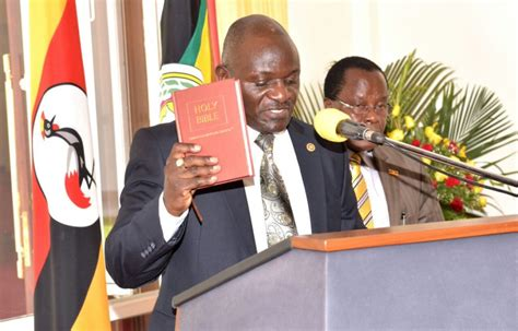 Before that, from 17 january 2017 until 14 december 2019. Gen. Katumba Wamala swears in as Minister - Eagle Online