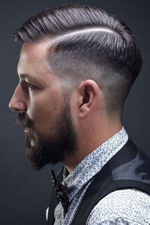 fade hairstyle  smart charming  men