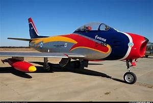 North American F-86F Sabre - Argentina - Air Force ...