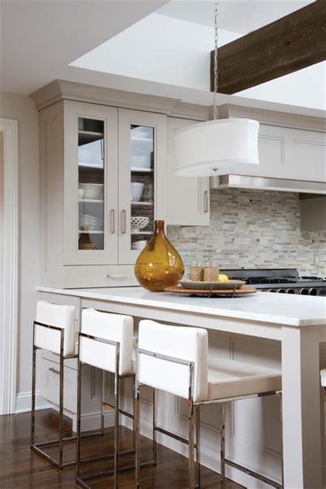 Desert Sand Stripe   Contemporary   Kitchen   by AKDO