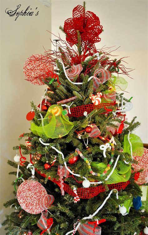 sophias kids candy tree diy sprinkles ornaments