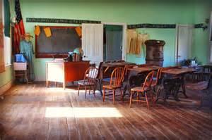 Kansas One Room Schoolhouse