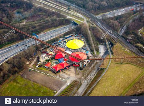Disco In Duisburg by Luftbild Tentorium Ehemalige Delta Park Disco Zelt