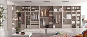 Chambre Dressing : dressing sur mesure grandioase personnalisable ~ Voncanada.com Idées de Décoration