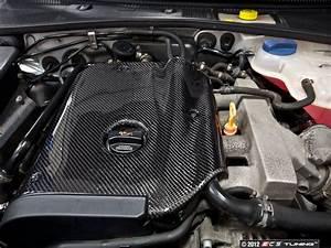 Audi 1 8 T Motor : ecs news audi b5 1 8t ecs carbon fiber engine cover ~ Jslefanu.com Haus und Dekorationen