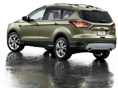 The ford escape is a compact crossover vehicle sold by ford since 2000 over four generations. Ford Escape - Kuga druga • AutoCentrum.pl