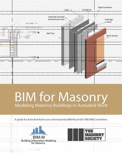Bim For Masonry Modeling Masonry Buildings In Autodesk