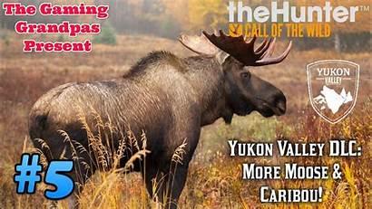 Yukon Valley Wild Call Hunter Caribou Moose