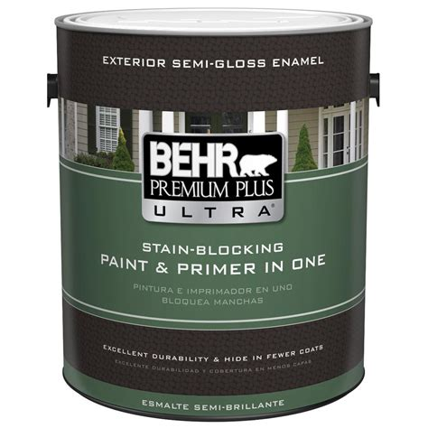 behr premium plus ultra 1 gal ultra white semi gloss