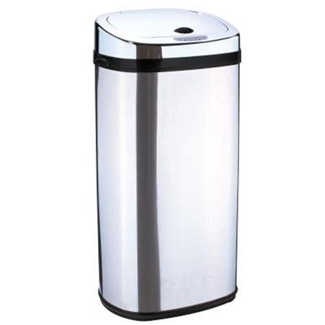 poubelle de cuisine rectangulaire poubelle réctangulaire automatique 42l inox