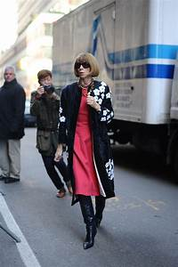 Anna Wintour The Holy Grail Of Fashion StyleWe Blog