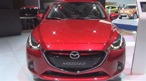 mazda2 sports line mazda 2 sports line skyactiv d 105 2016 exterior and