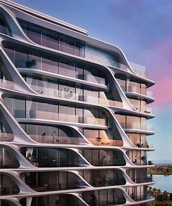 Zaha Hadid Architektur : zaha hadid architects integrates curvilinear fa ade in melbourne landscape futuristic ~ Frokenaadalensverden.com Haus und Dekorationen
