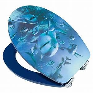 3d Wc Sitz Mit Absenkautomatik : poseidon wc sitz hai 3d holzkern mit absenkautomatik blau bauhaus ~ Bigdaddyawards.com Haus und Dekorationen