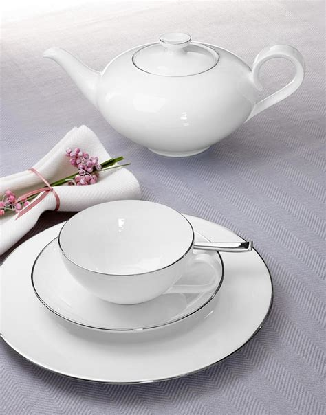 Anmut Platinum No1 Teetasse Von The House Of Villeroy