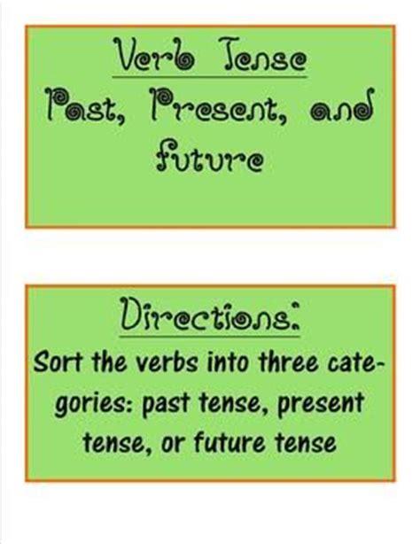 27 best verb tenses images on verb tenses