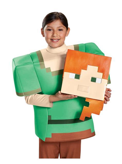 alex minecraft prestige girl costume express delivery