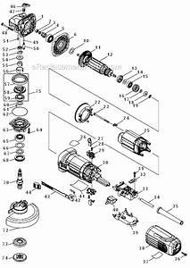Makita Ga4542c Parts List And Diagram   Ereplacementparts Com